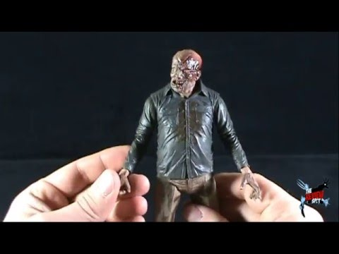 Toy Spot - Neca Friday the 13th. Part 4 The Final Chapter Jason Voorhees (Battle Damaged)