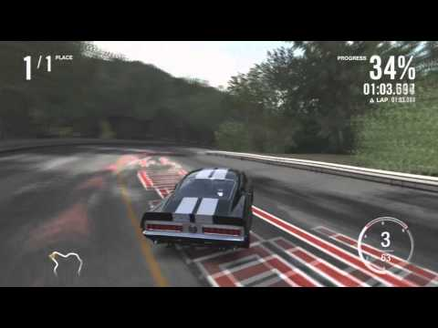 Forza 4 Fast And The Furious Tokyo Drift Shelby GT500 Drift Tune
