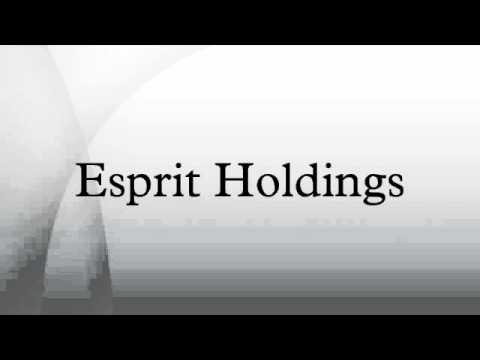 marketing and esprit holdings limited Esprit holdings aims to put shoppers in the buying spirit the firm sells a wide range of casual fashion items through about a dozen product lines -- including women's, men's, and children's apparel, footwear, accessories, assorted housewares, and jewelry under the esprit label.