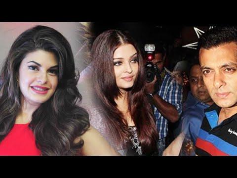 Salman Khan & Aishwarya Rai Romantic Pair Says Jacqueline Fernandez video