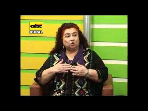 Entrevista con Gloria Rubín, ministra de la mujer