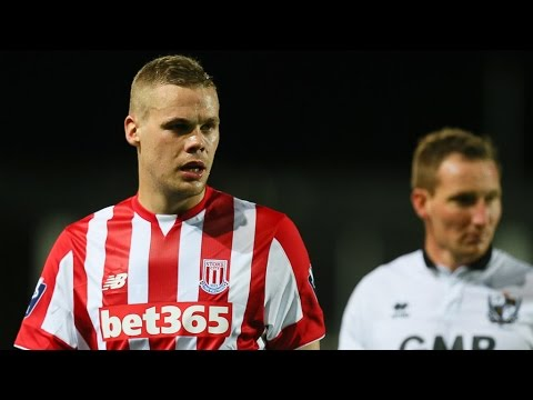 Ryan Shawcross on the comeback trail