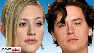 Cole Sprouse & Lili Reinhart Fly SOLO To Oscars After-Parties!