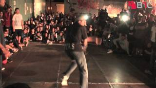 Rich Nyce & Atlas vs. Thesis & El Nino | To The Pointz | Top 16