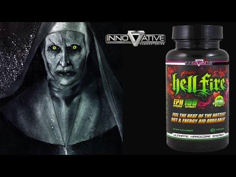 HellFire 15 mg Eph (9 капсул) - Hulkfood ru
