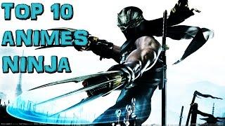 Los mejores animes de ninjas | Top 10 animes ninja