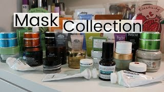 My Skincare Masks And Treatments Collection With Reviews