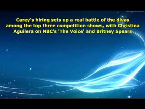 Mariah Carey the new American Idol Judge?