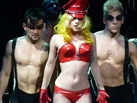 The Monster Ball Tour 1.0 Full Show - Lady Gaga Music Videos
