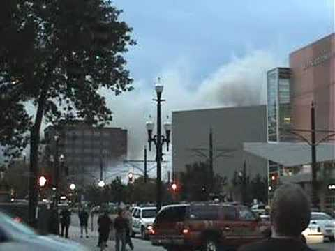 Key Bank Tower Implosion - SLC, UT - SLOW MOTION