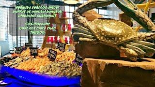 'Come On Crabs' Weekday Seafood Dinner Buffet at Novotel Bangkok Ploenchit Sukhumvit Hotel