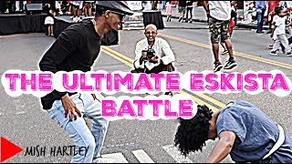 Fairfax Eskista Battles| Ethiopian New Year | Los Angeles| Enkutatash