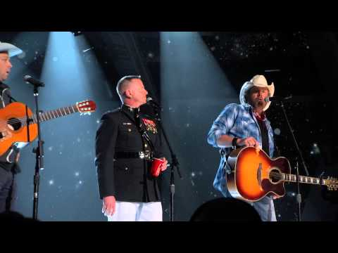 ACM Presents: An All-Star Salute to the Troops Preview - Toby Keith & Lt. Col. Mike Corrado