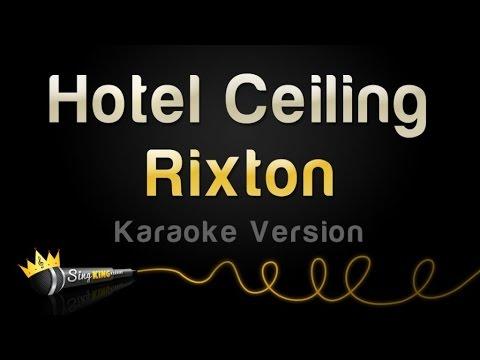 Download Lagu Rixton - Hotel Ceiling (Karaoke Version) MP3 Free