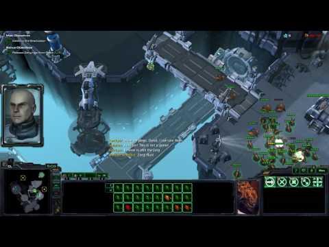 StarCraft II Heart of the swarm Brutal RTA 2:25:35 WR speedrun