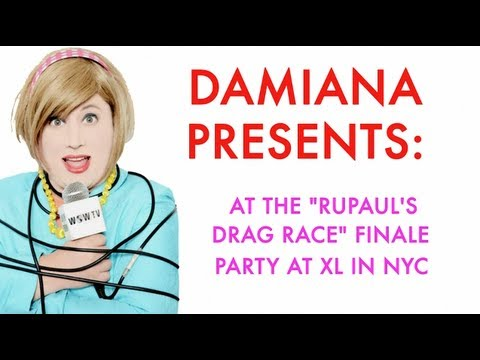 "Damiana Garcia at the ""RuPaul's Drag Race"" Season 5 Finale Party at XL in NYC"