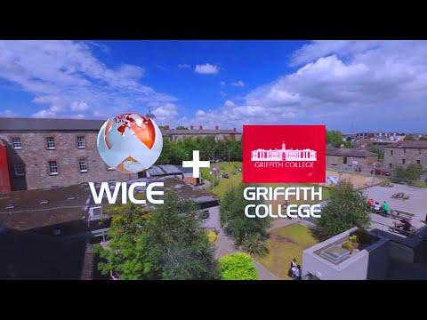 Griffith College Dublin, Cork e Limerick através da WICE Intercâmbio - Irlanda