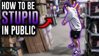 HOW TO BE STUPID IN PUBLIC ft. The SoaR House