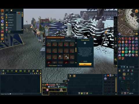 30 Day Video Challenge #11: Dungeoneering Rewards For Slayer! Runescape