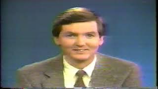 Benson Football 1988 Sideline news clips 1988