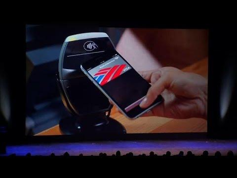 Watch Tim Cook introduce ApplePay