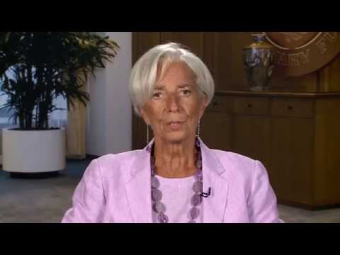 Christine Lagarde: Frontiers in Development Message