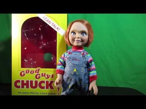 Mezco GOOD GUY Chucky Doll Review!