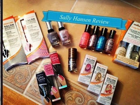 Sally Hansen Review