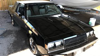 """Sold"" Test Drive 1987 Buick Grand National $18,900 Maple Motors"