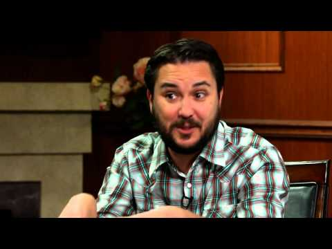 I'm an Idealist | Wil Wheaton Interview | Larry King Now - Ora TV