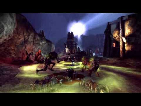 Dragon Age: Origins Awakening Elemental Chaos Spell