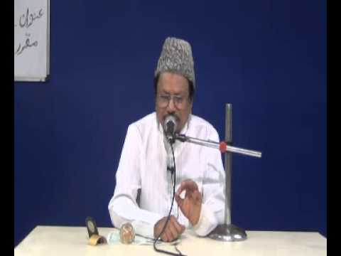 Sitting No.(599)  Topic Islam Ke Liye Naye Challenges Maghrib Mein Dated.18-05-2013