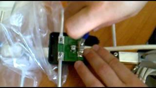 Как присоединить к cdma 3g антенне кабель и переходник F