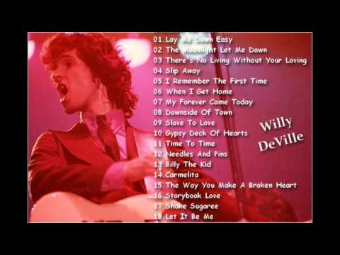 Willy DeVille - Storybook Love - Live