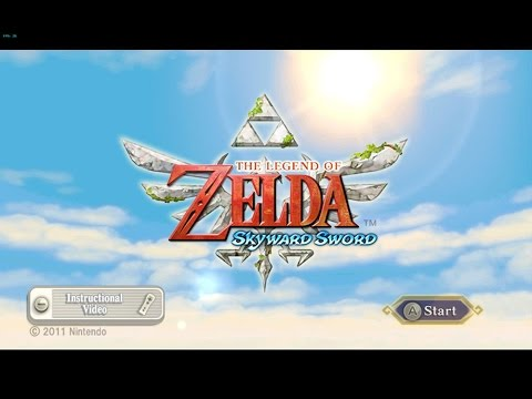 Nintendo Wii Longplay [020] The Legend of Zelda:  Skyward Sword (Part 01 of 23)