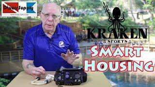Kraken Smart Housing Underwater Phone Case *** Bluetooth case
