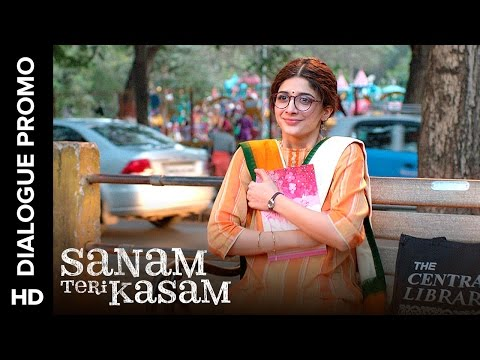 When Saru Got High On Love! | Sanam Teri Kasam | Dialogue Promo