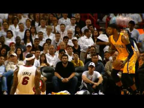 Phantom: LeBron & George's Game 1 Duel!