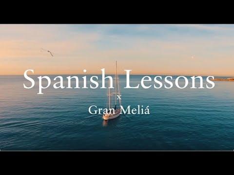 'Spanish Lessons' de Gran Meliá, para compartir el buen vivir español