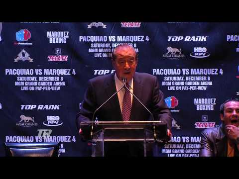 0 - Boxing: Preview: PacMan-Marquez IV Promises Action - Boxing and Boxers