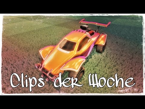 Clips der Woche | RocketLeague [German] | Freestyles, Fails & Funny Moments