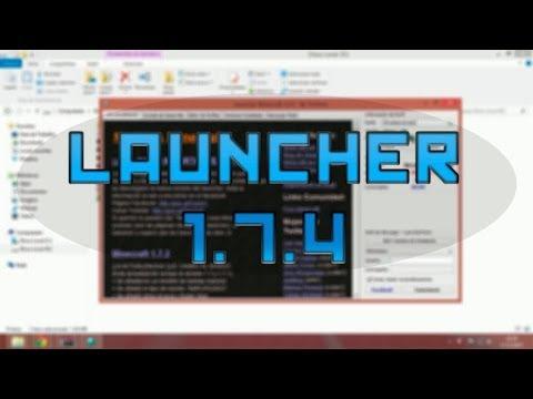Minecraft Launcher 1.7.4 Pirata