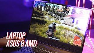 ASUS x AMD - Hiệu năng TỐT & giá RẺ