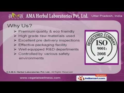 Vegetal Bio Colour : 150gm by A. M. A. Herbal Laboratories Private Limited. Lucknow