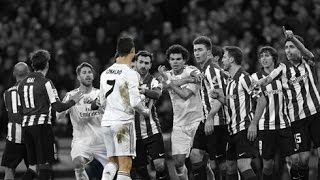 Cristiano Ronaldo - Best Fight Moments ● RJTV