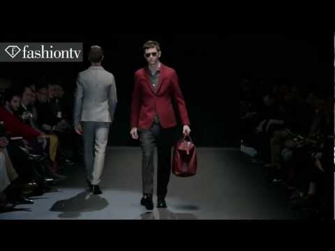 Gucci Men Fall/Winter 2013-14 | Milan Men's Fashion Week | FashionTV