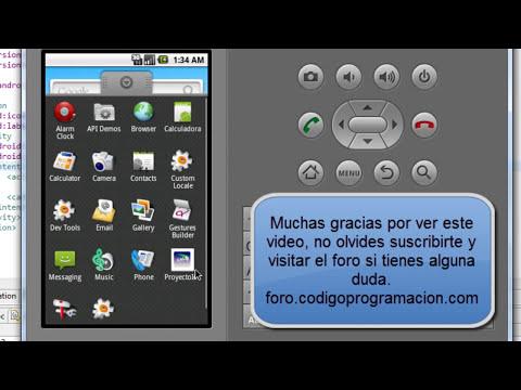 Tutorial Android 5- como colocar un icono launcher a nuestra aplicacion