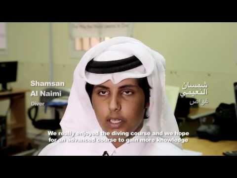 Lejmaliyah youth center - Qatar - Padi open water