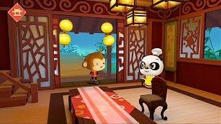 Tiến sĩ Panda mở nhà hàng nấu ăn Châu Á - Trò chơi dành cho trẻ em