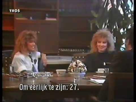 Bananasplit ~ Patricia Paay en Yvonne Keeley ~